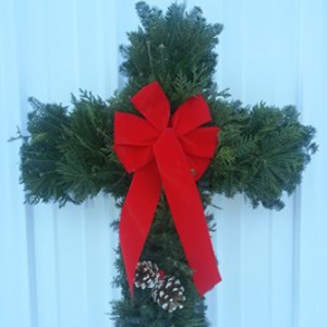 Cross Wreath 2