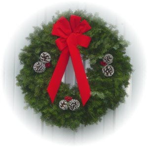 Traditional Wreath Sales Greener Tomorrows Menahga MN
