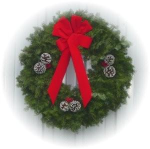 Traditional Wreath Sales Greener Tomorrows Menahga MN